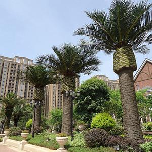 仿真海枣树 Artificial Date Palm Tree