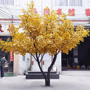 仿真银杏树 Artificial Ginkgo Tree